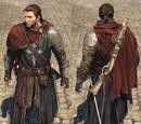 The Armor of Sir Gunn's Quest