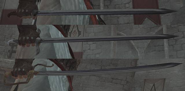 Файл:Altair sword evolution.png