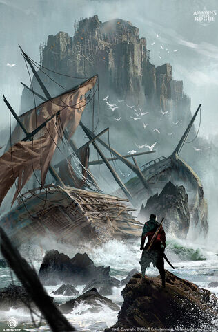 File:ACRG Shipwreck and Abandoned Fort - Concept Art.jpg