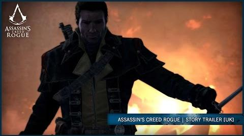 Assassin's Creed Rogue Story Trailer UK