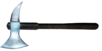 French Naval Axe