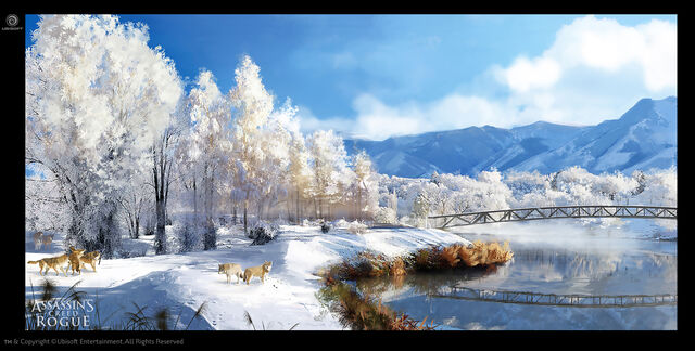 File:ACRG Winter Forest - Concept Art.jpg