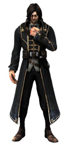 File:Corvo Attano Unmasked Render.png
