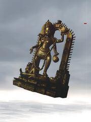 ACS DB Kali Statue