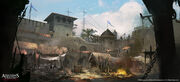 Assassin's Creed IV Black Flag concept art 4 by Rez