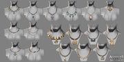 Laurent Sauvage NPC accessories - Assassin's Creed Brotherhood