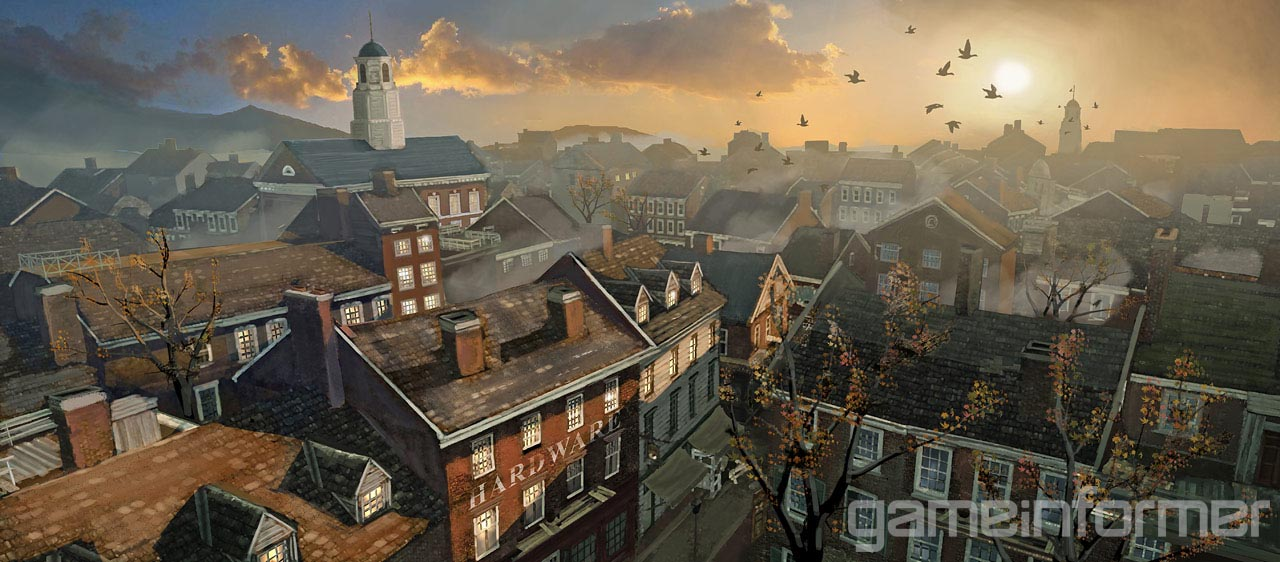 Image result for new york assassin's creed