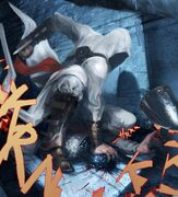 Assassin's Creed French Comic Concept 03