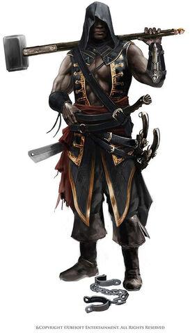 File:Assassin Adéwalé - Concept Art.jpg