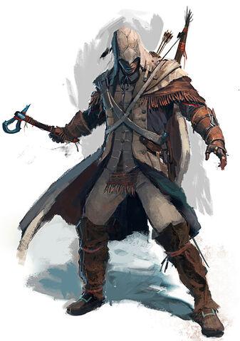 File:Native Assassin Connor concept.jpg