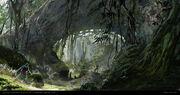 AC4BF Swan Island Arch - Concept Art