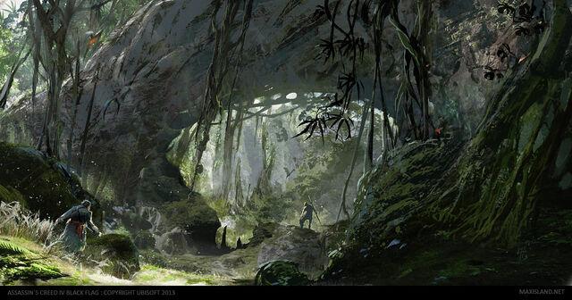 File:AC4BF Swan Island Arch - Concept Art.jpg