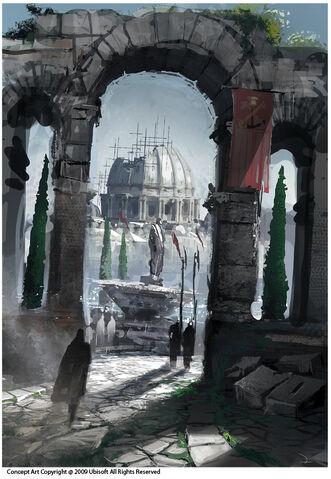 File:Assassin's Creed Brotherhood Concept Art 014.jpg