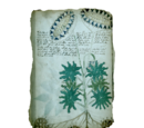 "Database: ""Voynich Manuscript"" - Folio 33v"