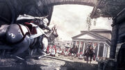 ACB Ezio Riding Horse Pantheon