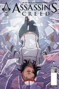 AC Titan Comics 11 Cover C