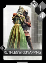 ACR Ruthless Kidnapping