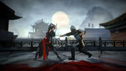 ACCC - Shao Jun in Combat