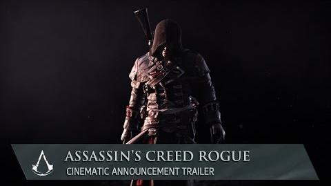 Assassin's Creed Rogue Cinematic Announcement Trailer US