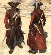 AC4 Captain Morgan's redingote