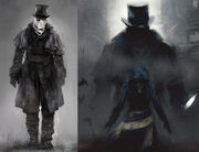 ACS Jack the Ripper - Concept Art