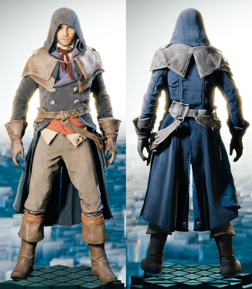 What S Your Arno Outfit Assassinscreed