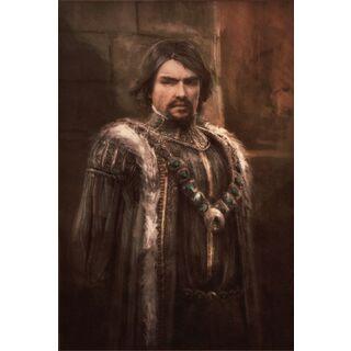 Micheletto's portrait in the <a href=