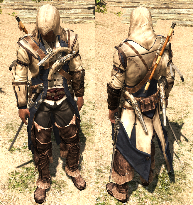 how to put hood on ac4