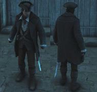 AC3 Mercenary uniform