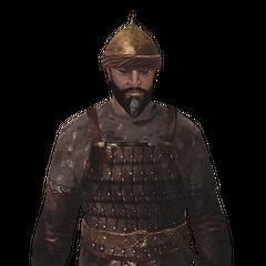 一位撒拉森中士
