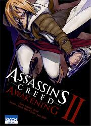 Assassin's Creed Awakening Vol II cover