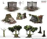Assassin's Creed IV Black Flag concept art 25 by Rez