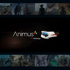 An advert for Animus console