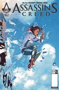 AC Titan Comics 12 Cover C