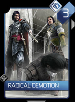 ACR Radical Demotion