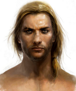 Edward Kenway Face - Concept Art