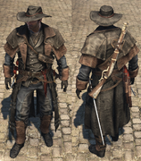 ACRG Frontiersman outfit