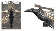 Assassin's Creed 4 - Black Flag concept art 7 by janurschel