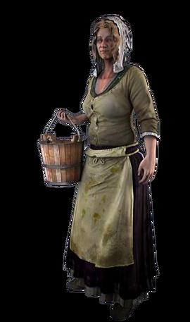 <small>Diana w Assassin's Creed III</small>