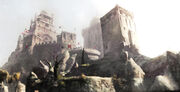 Saracen Siege of Masyaf