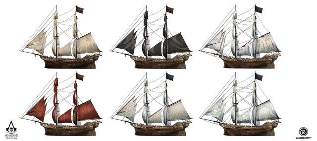 File:AC4 Jackdaw Sail Customisation - Concept Art 2.jpg