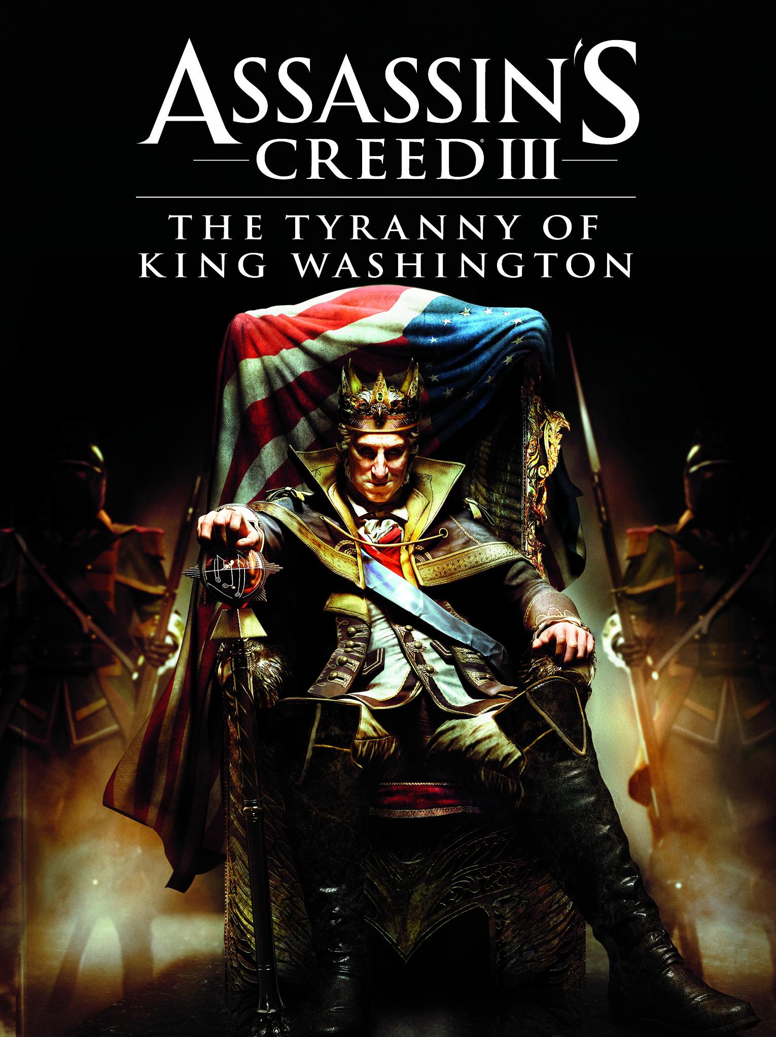 Tyranny of King Washington (DLC)