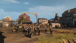 AC3L French soldiers
