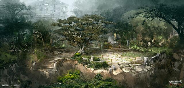 File:Assassin's Creed 4 - Black Flag concept art 10 by janurschel.jpg