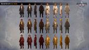 ACCI Alexander Burnes Colour Variants