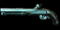 Common Flintlock Pistols