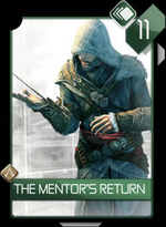 ACR The Mentor's Return
