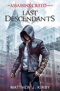 Last Descendants Final Cover