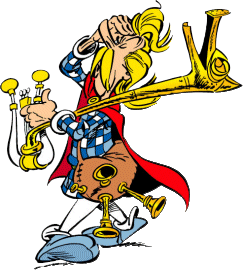 Cacofonix | The Asterix Project | Fandom powered by Wikia