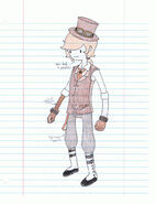 Steampunk prince colored by vash the stampede13-d54tv27